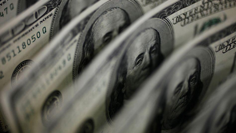 Währungskrieg: Dem US-Dollar setzt die Ausbreitung des Yuan zu