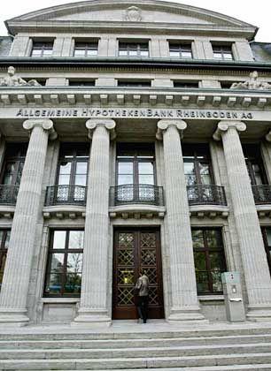 Ungeliebtes Kind: Die Postbank übernahm die BHW, verschmähte aber die krisengeschüttelte AHBR