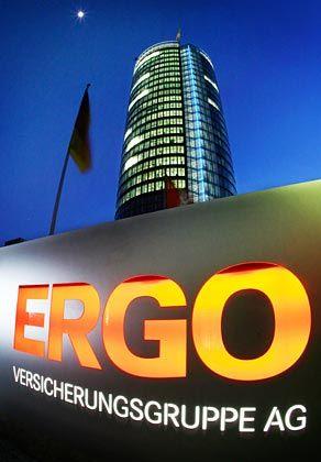 Squeeze-Out geplant: Zentrale der Ergo Versicherung in Düsseldorf