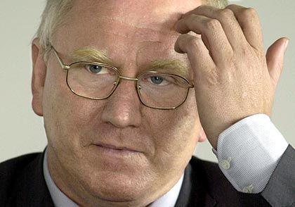 Auftakt zur nächsten Runde: Gerhard Schmid drängt auf einen Richterspruch