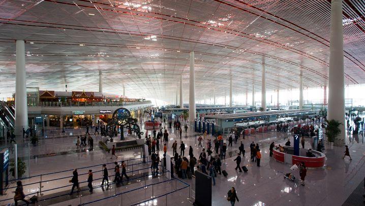 Beste Flughäfen der Welt: Auch ein deutscher Airport ist Weltklasse