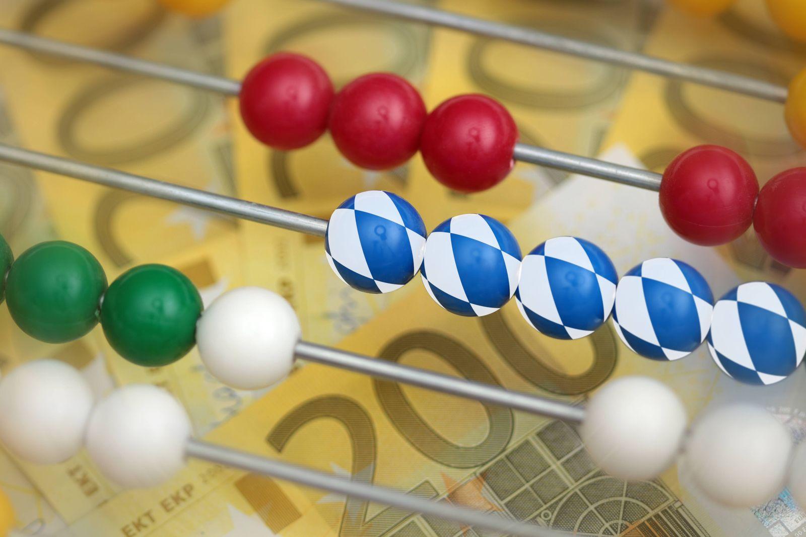 EINMALIGE VERWENDUNG Bayer / Länderfinanzausgleich