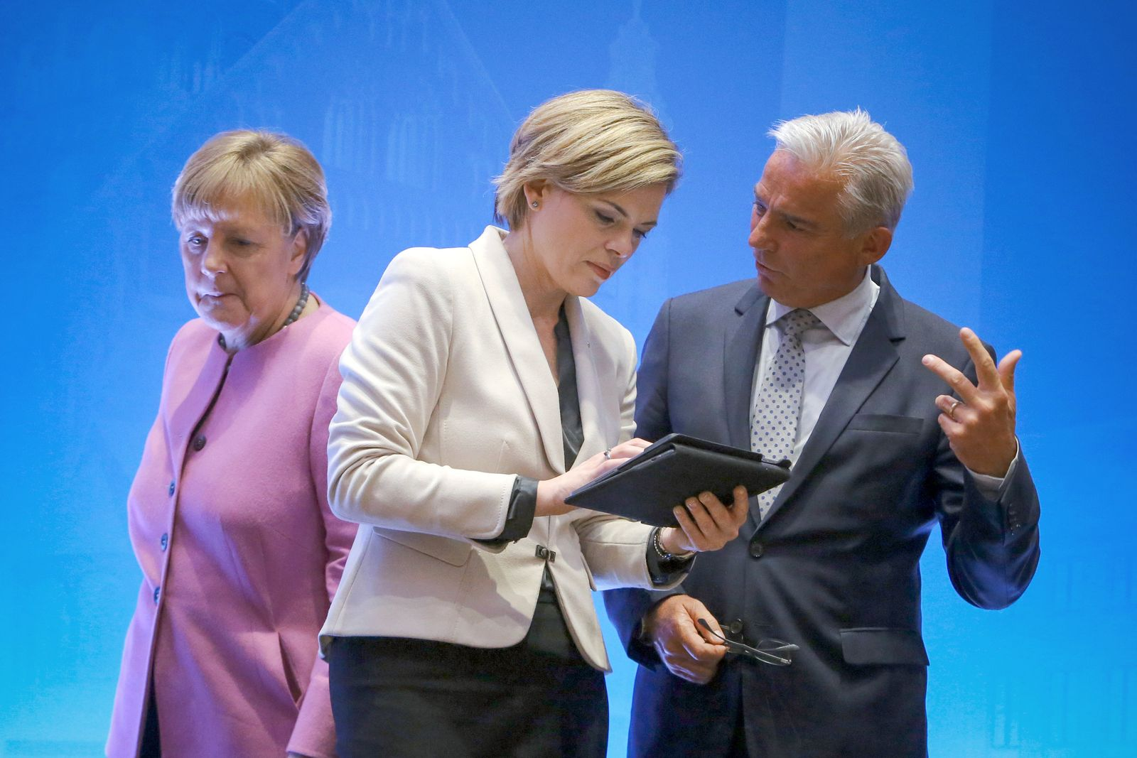 Klausurtagung CDU-Bundesvorstand in Mainz