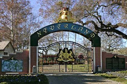 Neverland Ranch: Ein zweites Graceland?