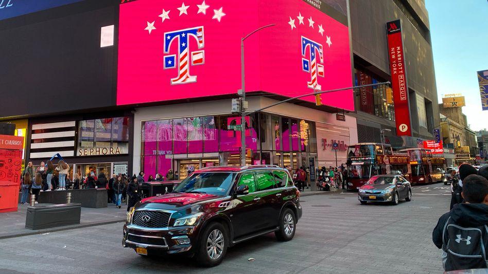 T-Mobile US: Die Telekom kommt ihrem Ziel einer vollen Kontrolle über die US-Tochter ein großes Stück näher