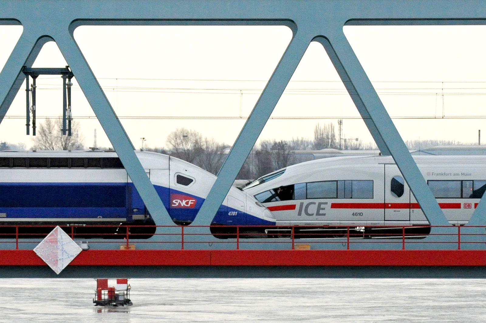 Quiz / Frankreich / TGV