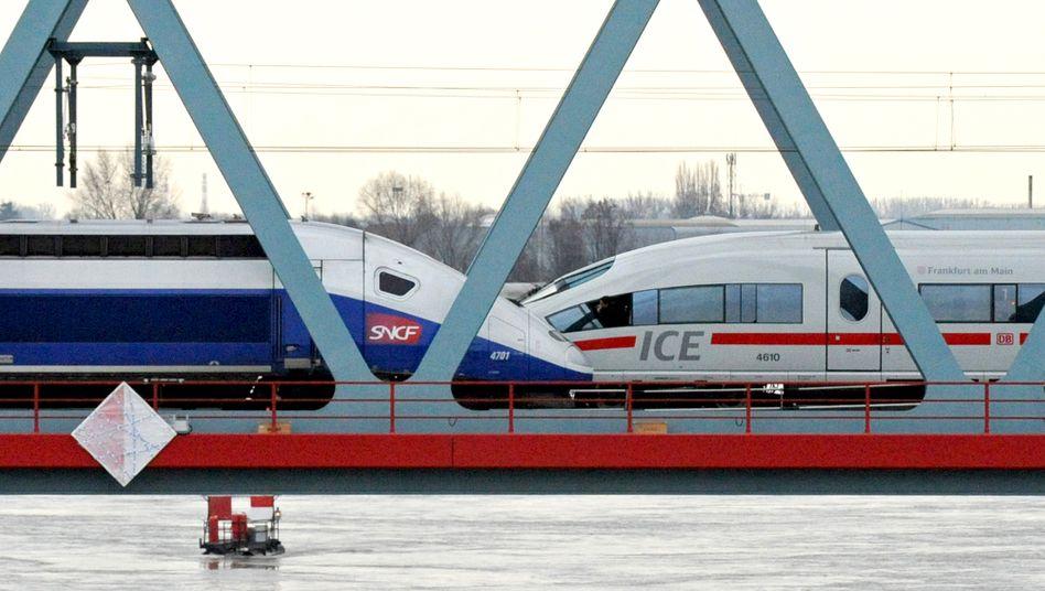 TGV und ICE - passt das zusammen?