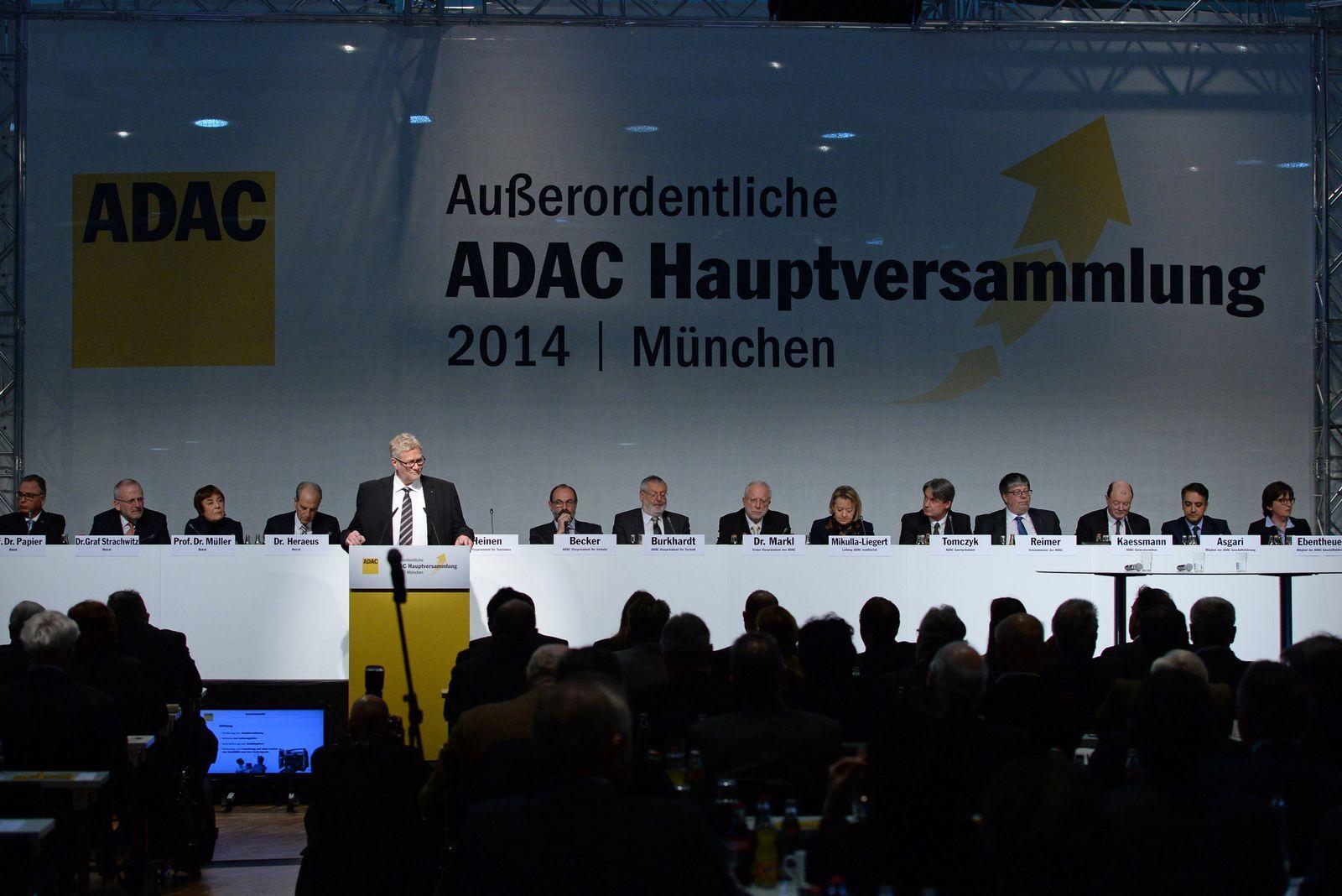 ADAC-Hauptversammlung