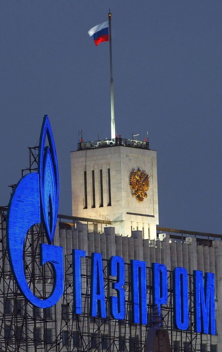 Russischer Konzern Gazprom: Eon hat die Beteiligung an dem Lieferanten abgegeben