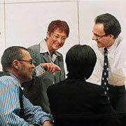 Bitte nicht alle durcheinander: Ein Meeting braucht einen Gesprächsleiter