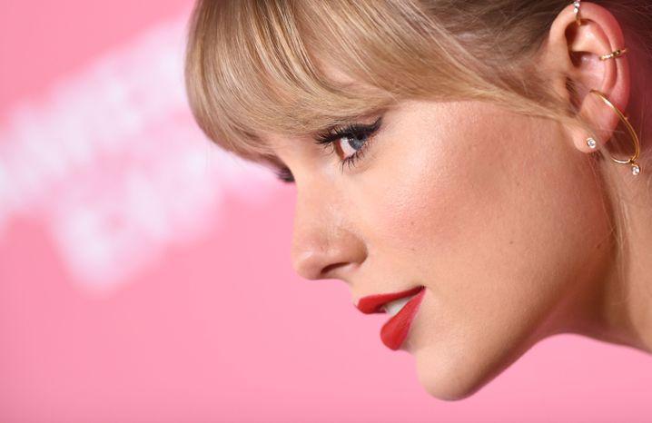 Wie attraktiv sind Streamingportale für Superstars wie Taylor Swift?