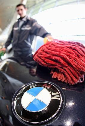 Investiert in Amerika: BMW baut Kapazitäten in Übersee aus