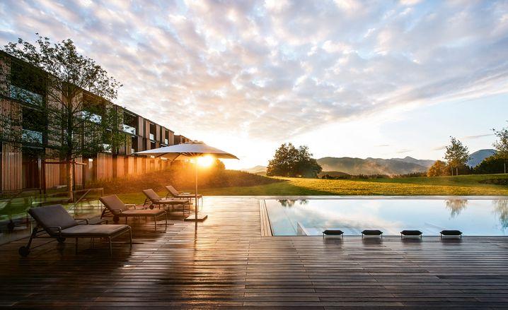Heilerfahrung de Luxe: Lanserhof-Resort am Tegernsee.
