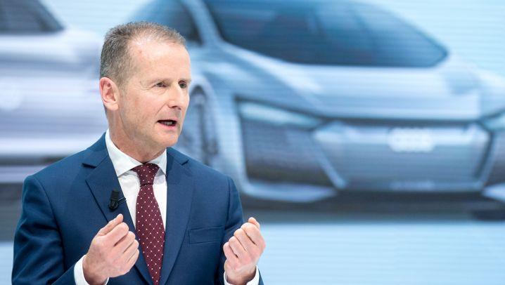 Nach der Wutrede des VW-Chefs: Diese Autos sind wirklich grün