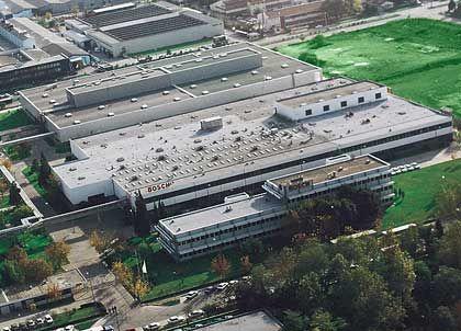 Bosch-Werk in Bursa: Nahezu alle großen Autozulieferer und Hersteller sind in der Türkei vertreten