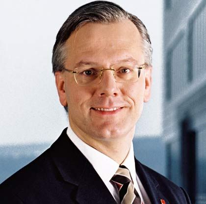 Zunächst Stellvertreter: Franz sanierte als Swiss-Chef die Schweizer Fluglinie und wird jetzt Vizechef der Lufthansa, die die Swiss derzeit in ihrem Konzernverbund integriert.