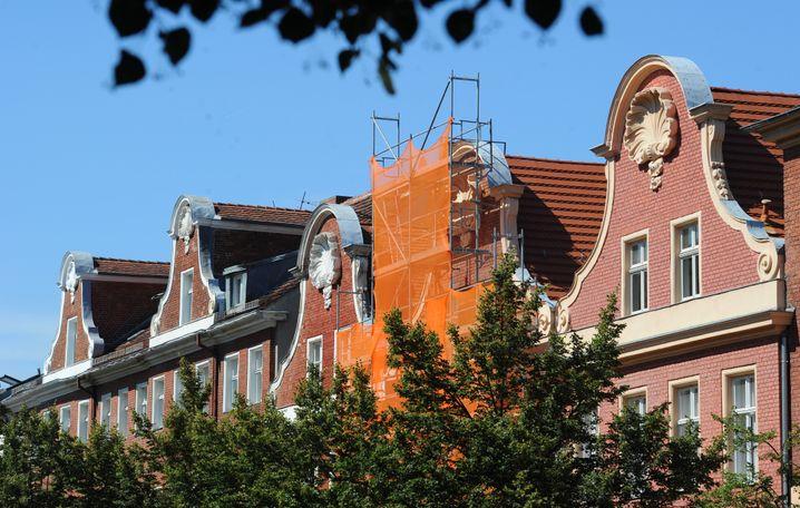 Potsdam - wo Günther Jauch investiert