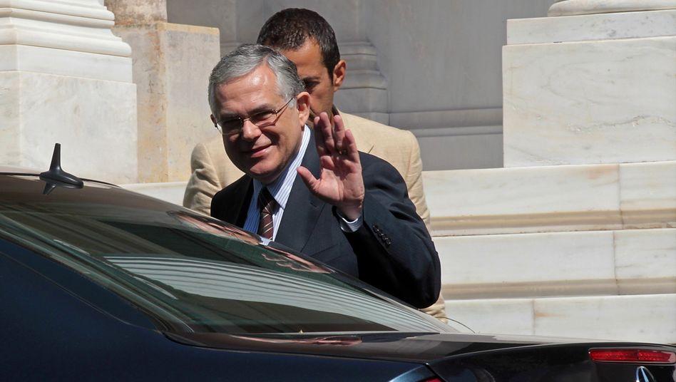 Interims-Ministerpräsident: Lukas Papademos soll Griechenland bis zu den geplanten Neuwahlen führen