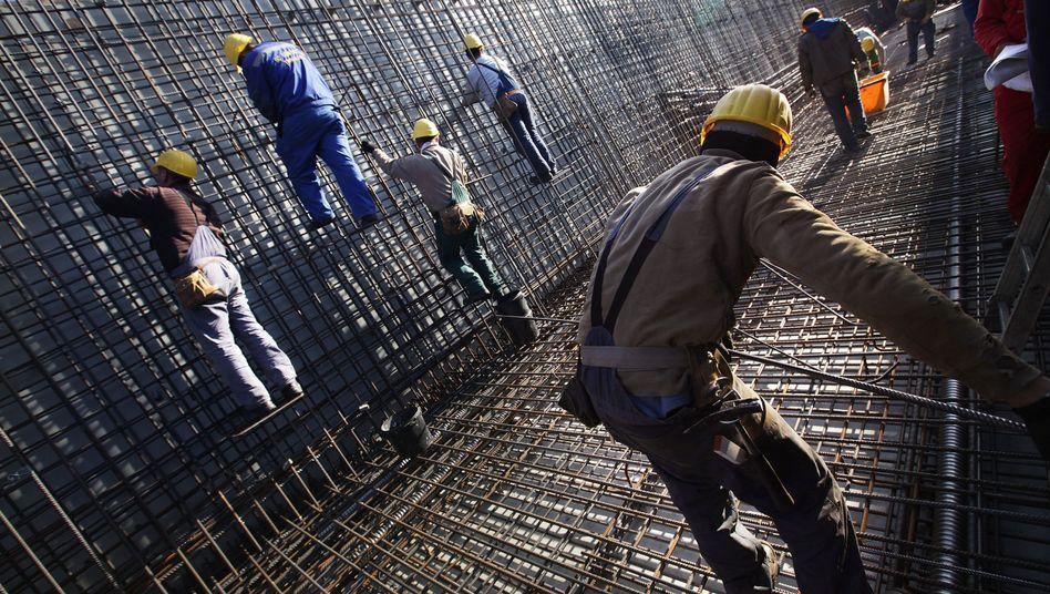 Deutschland 2013: Arbeitslosigkeit im Schnitt unter 3 Millionen