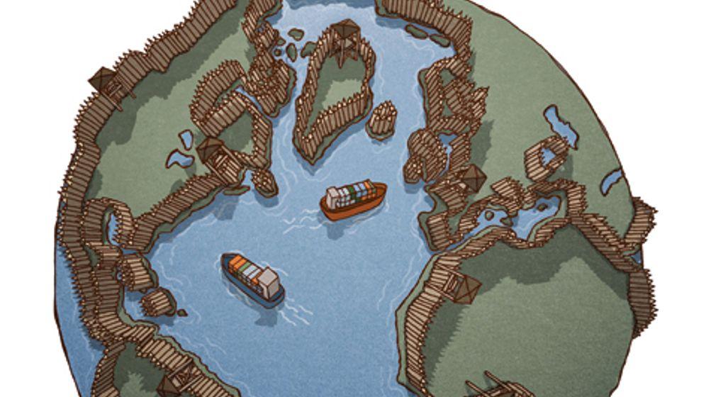 Weltwirtschaft: Freiheitsentzug