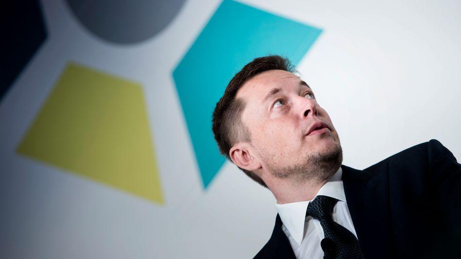 Elon Musk: Ermittlungen gegen den Tesla-Chef