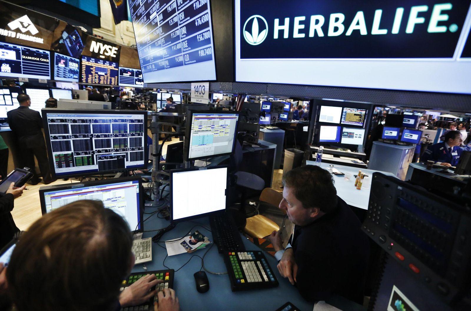 Wall Street / Herbalife