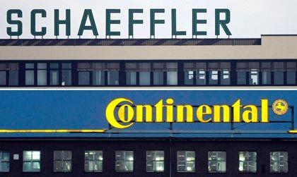 Chefetage stellt sich hinter Continental-Vorstandschef: Continental-Chef Neumann erhält Unterstützung