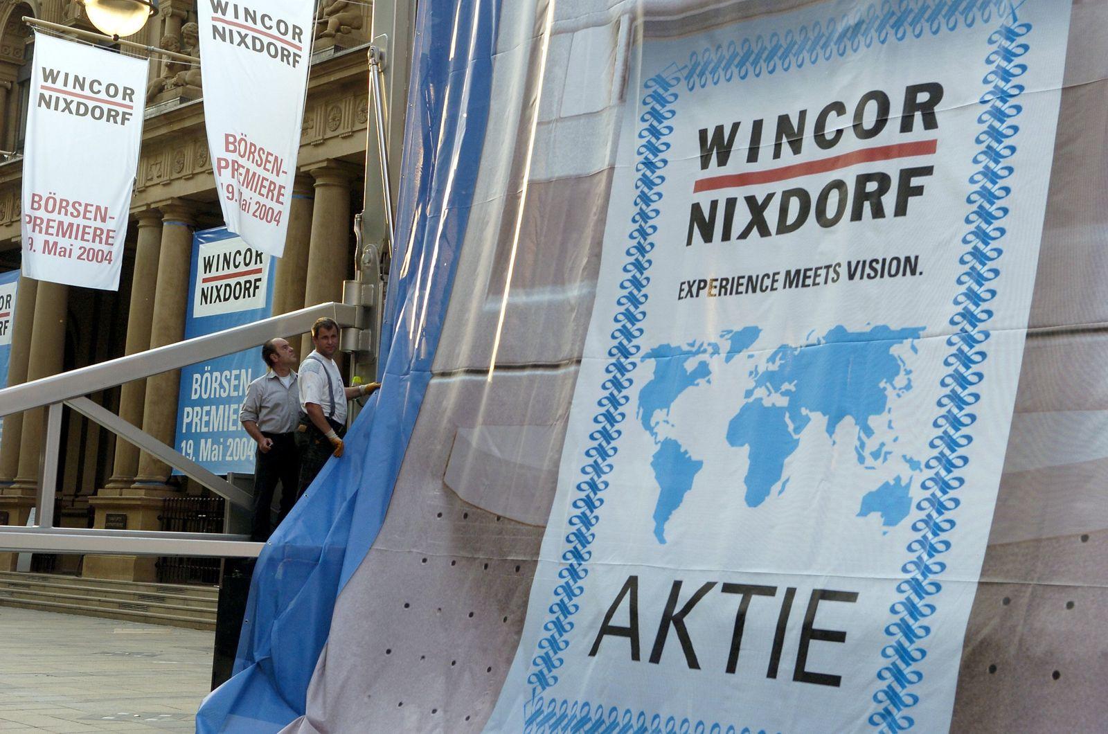 Wincor Nixdorf / Börsengang