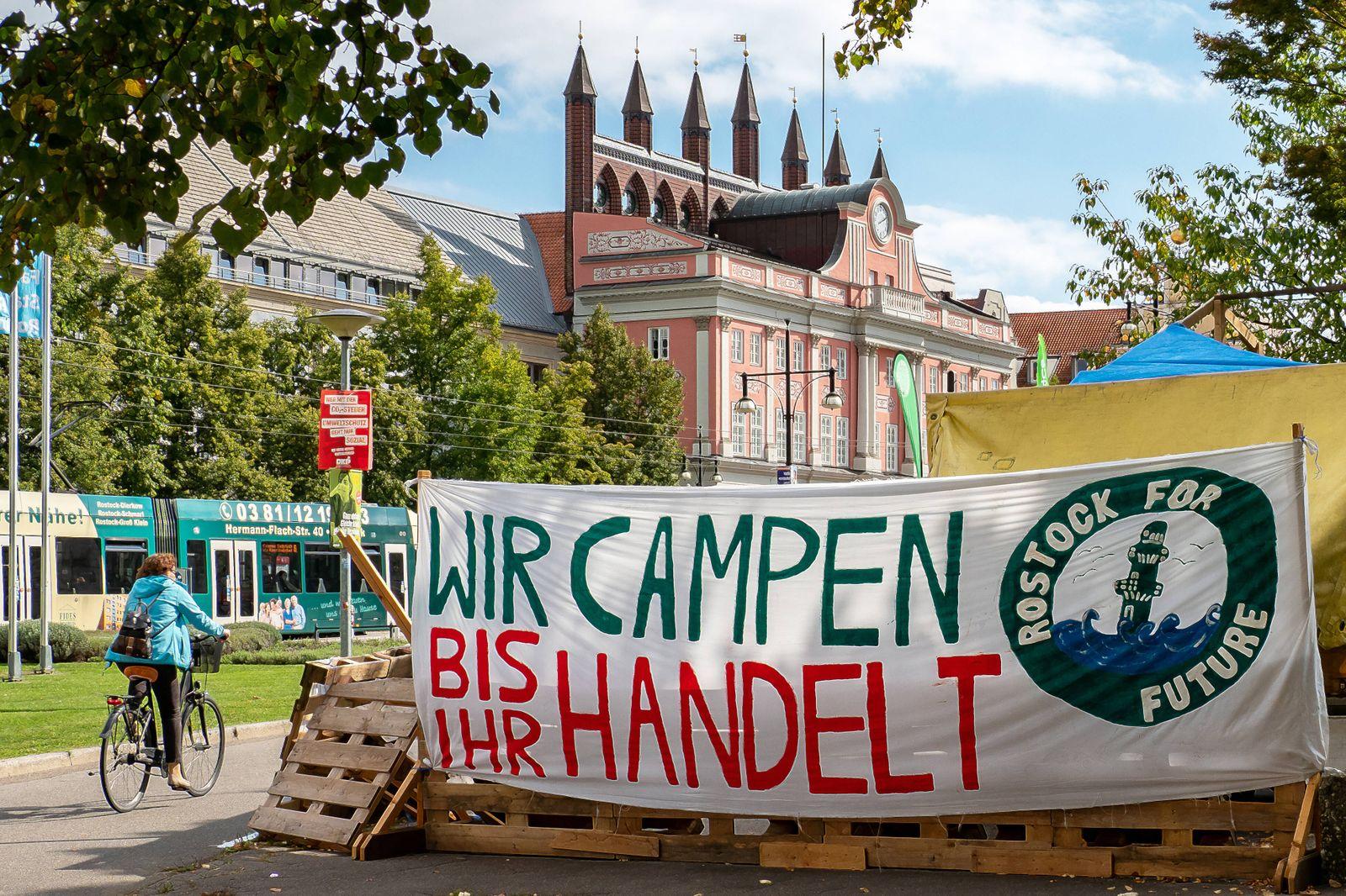 Kurz vor der Bundestagswahl: Am 24.09. Klimastreik - 14.09.2021: Symbolfoto: Klimakrise - Am 24.9. plant Fridays for Fu
