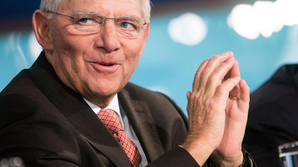 Bis zu 6 Prozent Plus für Schäubles Kasse: Die wachsende Steuerbasis ist Ausdruck der Stärke der deutschen Wirtschaft
