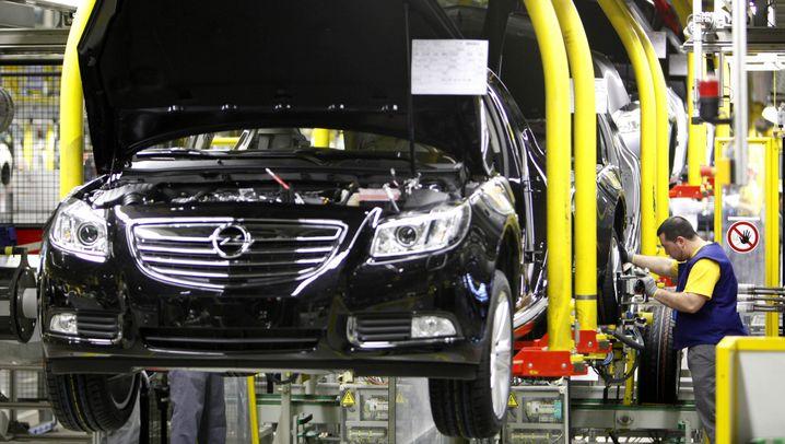 Arbeitskosten-Länderranking: Was Autokonzerne für ihre Mitarbeiter zahlen