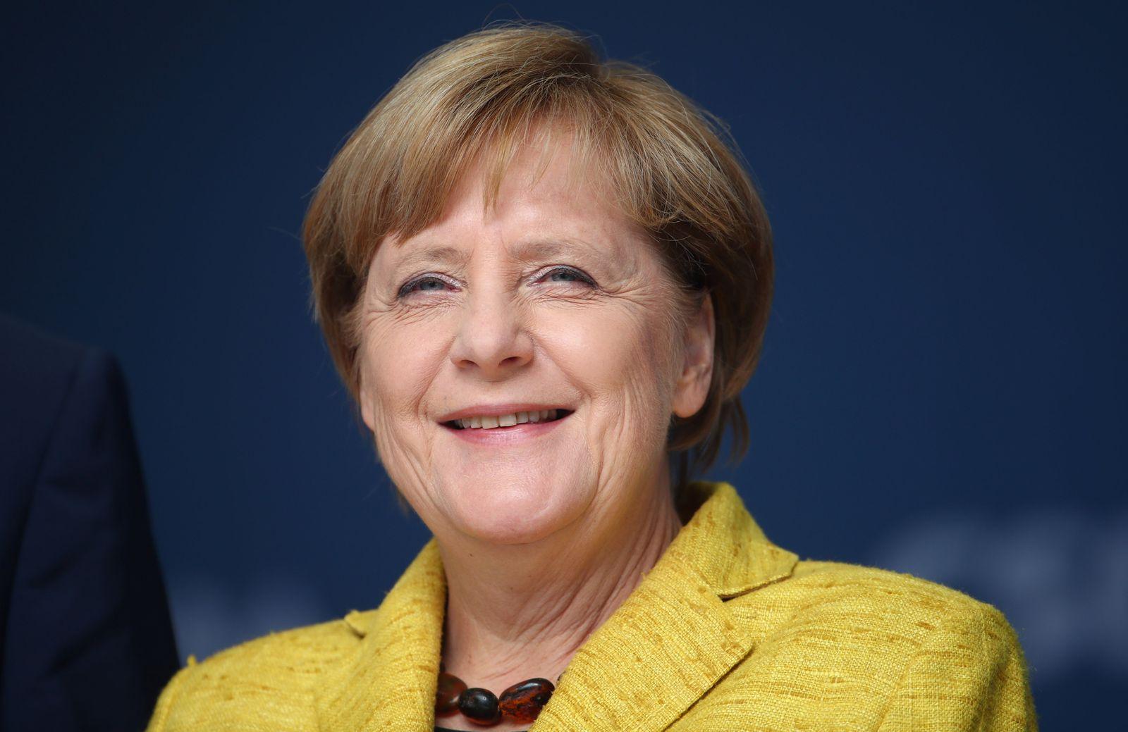 Spitzenkandidaten/ Angela Merkel