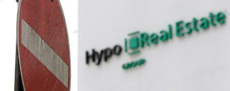 Hypo Real Estate: Der ersten deutschen Bank droht eine Enteignung