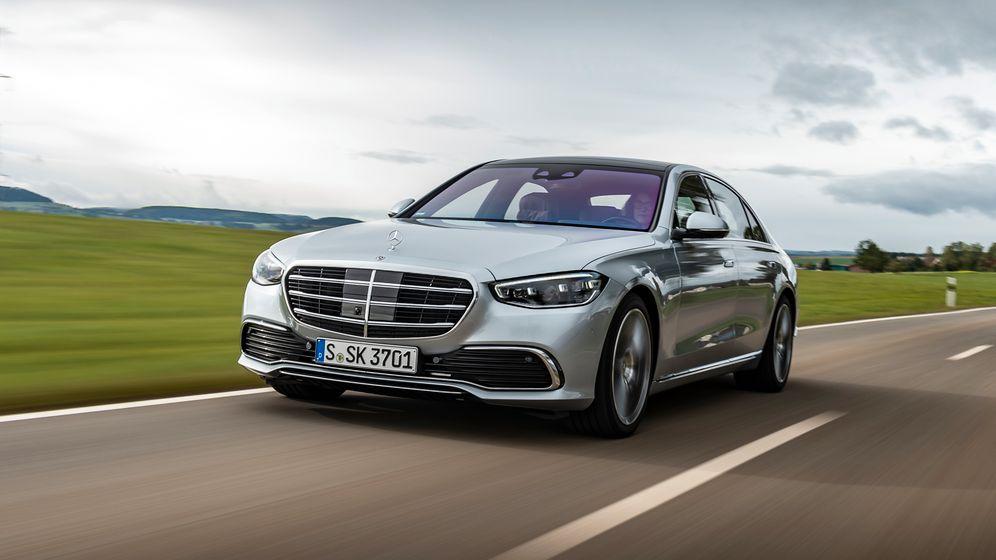 Mercedes S-Klasse: Digitale Schlittenfahrt
