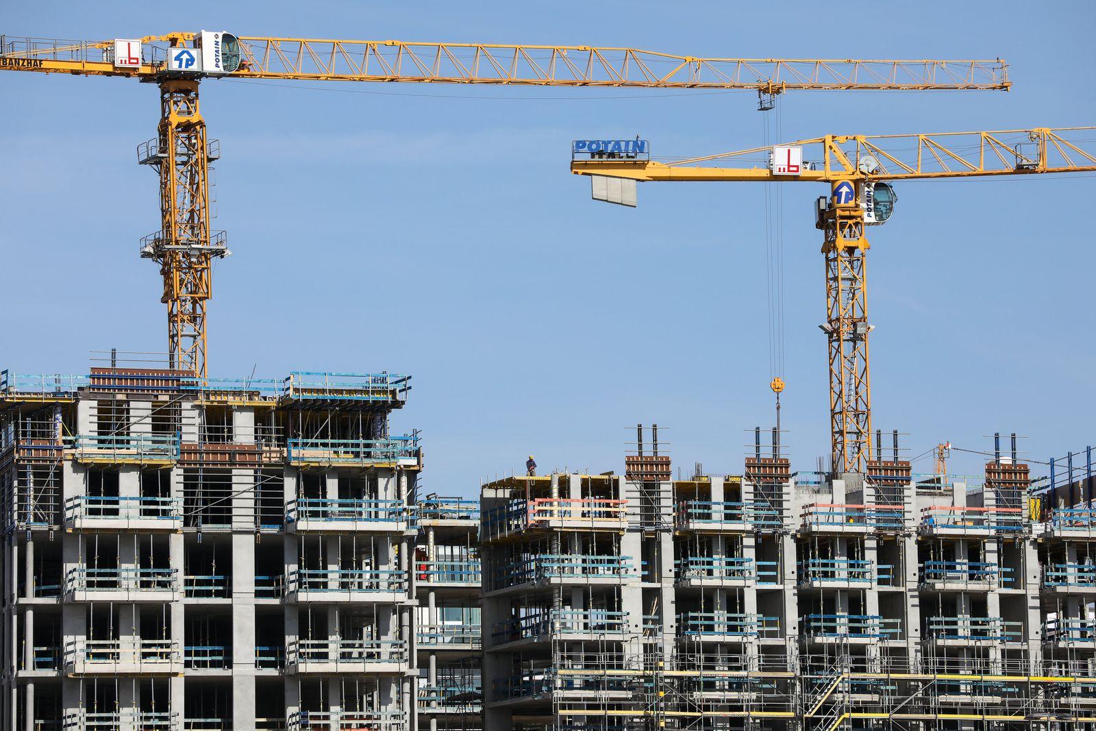 Wohnungsbau in Hamburg / Immobilien / Wohnungen