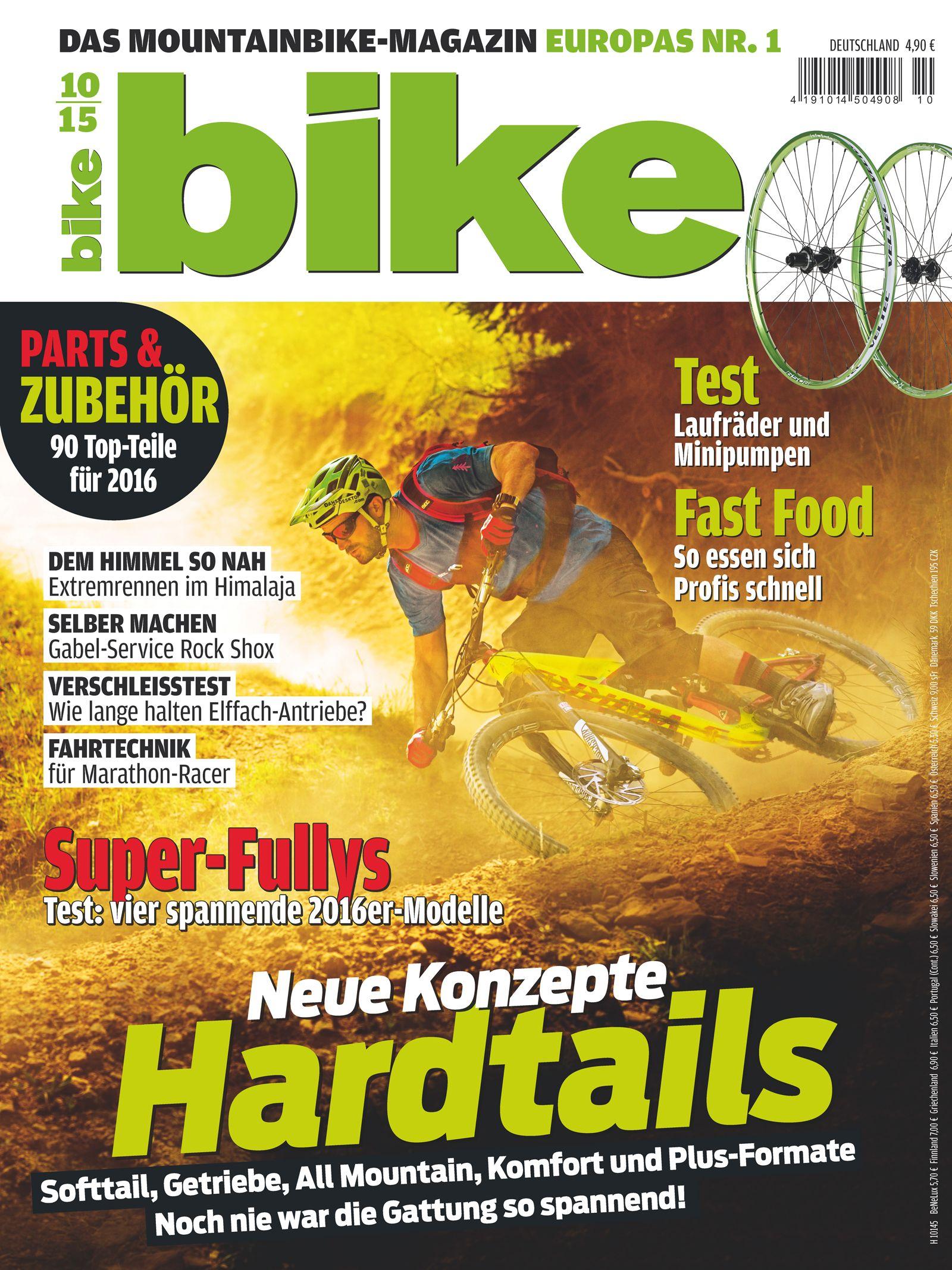 COVER Bike Magazin