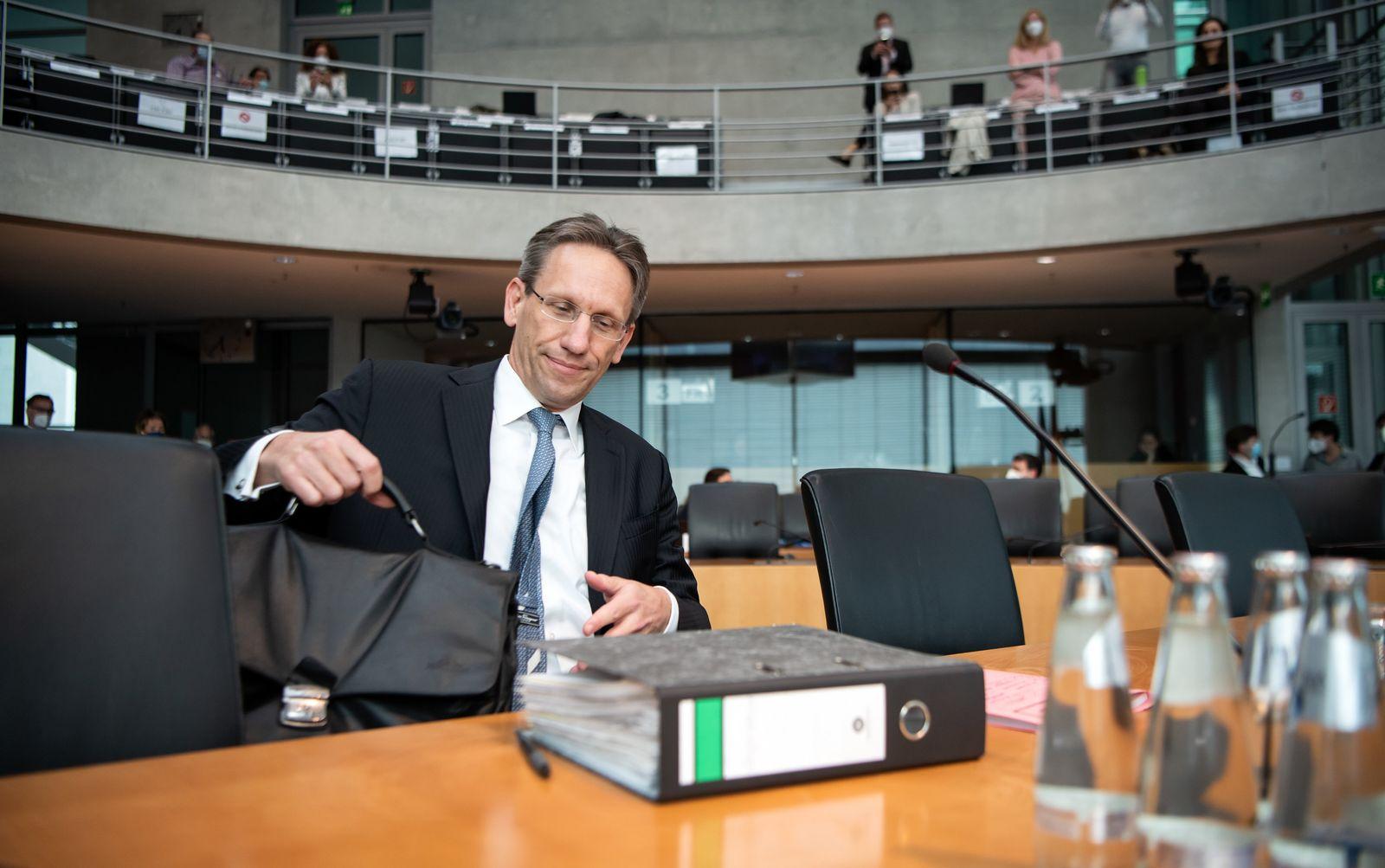 Untersuchungsausschuss zum Wirecard Bilanzskandal