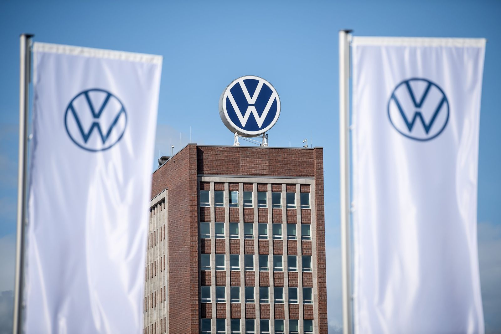 Verwaltungshochhaus Volkswagen