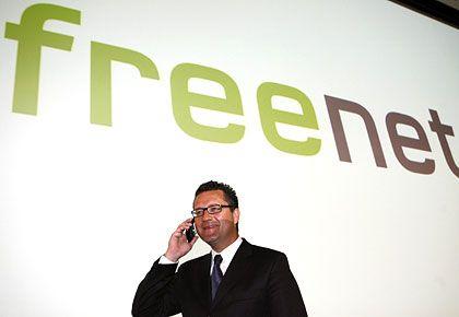 Kursänderung: Freenet-Chef Spoerr steht einer Zerschlagung nicht mehr ablehnend gegenüber
