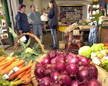 Kleinstbetriebe, wie zum Beispiel ein Bio-Laden, haben äußerst selten die Betriebsprüfer im Haus