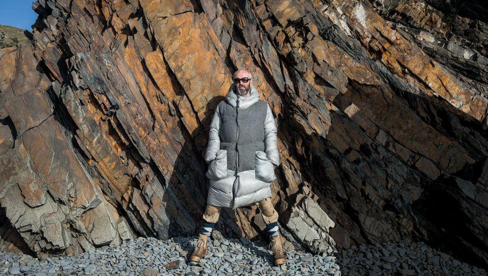 Designer Jeffrey Griffin: Ein Leben fernab der Fashionwelt