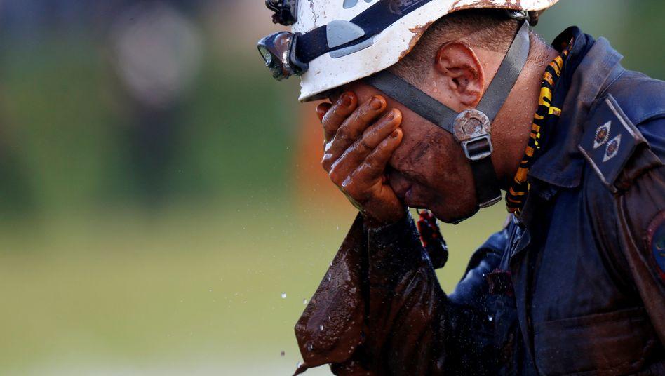Rettern bot sich ein Bild des Grauens. Fünf Monate nach dem Dammbruch im brasilianischen Brumadin verurteilte jetzt ein Gericht den Bergbaukonzern Vale