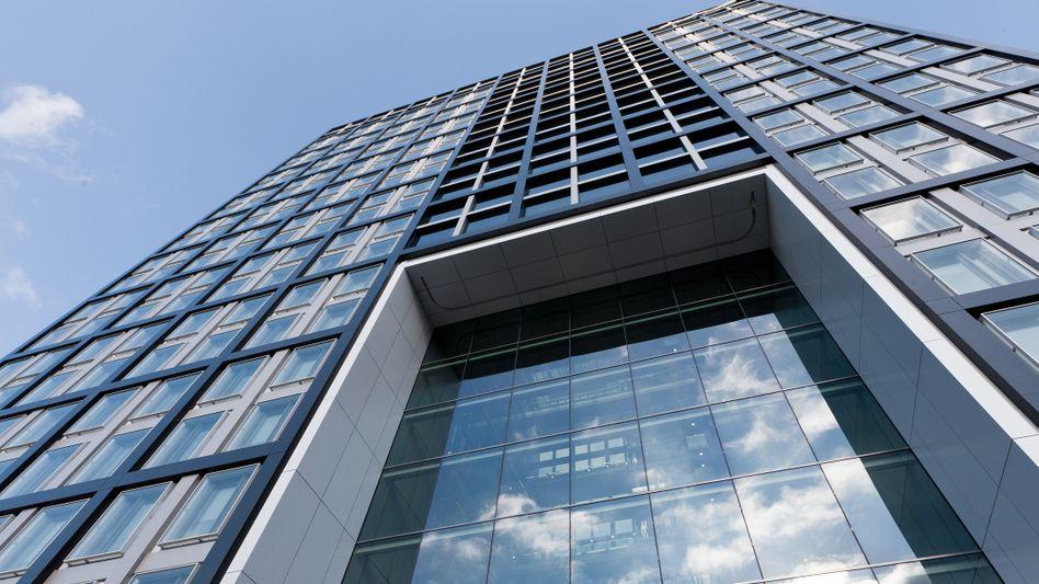 """""""The Cube"""": Am Hauptsitz der Deutschen Börse in Eschborn wird ab 2014 mit Datenwolken gehandelt"""