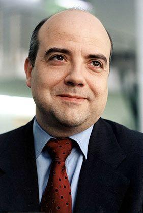 Hatte sein Büro in London: Markus Kerber, Finanzvorstand bei GFT