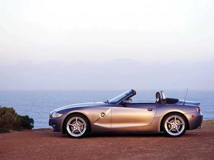BMW Z4: Der neue Roadster soll an die Erfolge seines Vorgängers Z3 anknüpfen