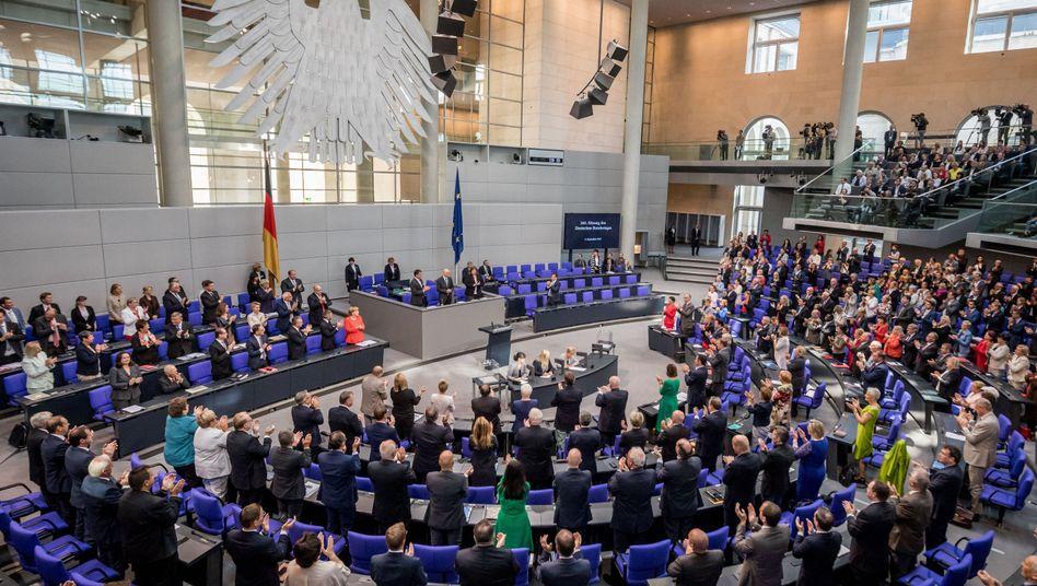 Deutsche Konsenskultur: Letzte Bundestagssitzung vor der Wahl