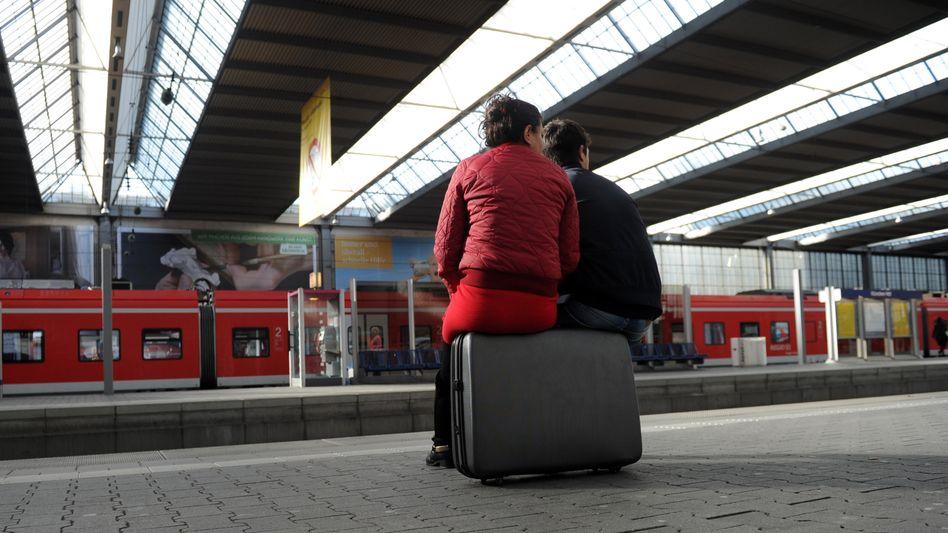 """Wartende Reisende: """"Weselsky stellt seinen Egoismus über alles andere"""""""