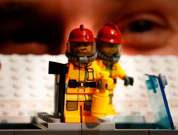 Lego: Kleine Steine, großes Unternehmen