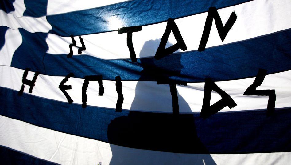 Griechenland: Noch ist unklar, ob überhaupt abgestimmt wird