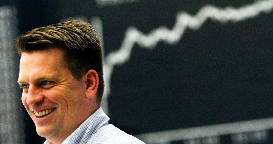 Grund für gute Stimmung in Frankfurt: Der Dax startet mit Gewinnen in den Handelstag